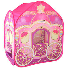 Charles Bentley Princess Carriage Play Tent Indoor Outdoor Toy H106 x W95 x D65
