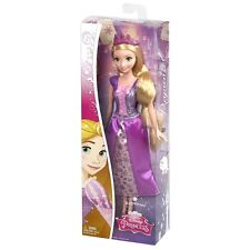 Sparkling Princess Rapunzel Doll!! Beautiful!! Disney by Mattel CFF68 New in Box