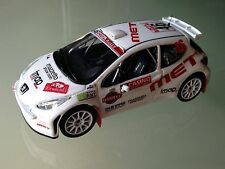 Decal 1 43 PEUGEOT 207 S2000 N°46 Rally WRC monte carlo 2014 montecarlo