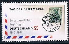 2954 ** BRD 2012, Tag der Briefmarke