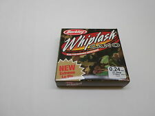 BERKLEY WHIPLASH CAMO GREEN 100 LB 120 YDS BRAID