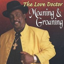 Love Doctor: Moaning & Groaning  Audio Cassette