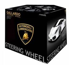 Lamborghini Gallardo Evo Steering Racing Wheel for PS4 /PS3 / PS2 / PC NEW