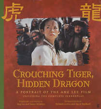Crouching Tiger, Hidden Dragon: A Portrait of Ang Lees Epic Film,GOOD Book