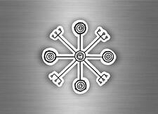 Aufkleber sticker keltisch runen symbol vinland odin wikinger icelandic r73