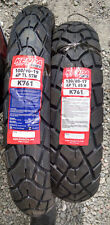 KENDA DUALSPORT  K761 100/90-19 & 130/80-17 TWO TIRE SET FITS BMW F650GS & MORE!
