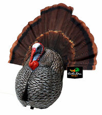 MOJO QUARTER POUNDER MOTORIZED MOTION TURKEY DECOY JAKE GOBBLER WITH REMOTE