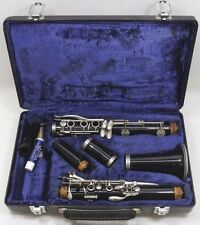 Clarinet WS-B, 440, P165, 116 Made in Germany with Hard Case
