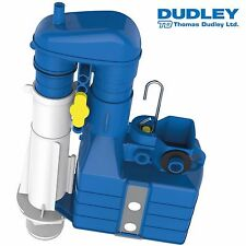 "DUDLEY 88 TURBO UNIVERSAL DUAL FLUSH CISTERN SYPHON ADJUSTABLE 7-1/2"" TO 9-1/2"""