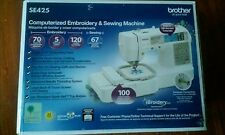 Brother SE425 Computerized Embroidery & Sewing Machine * NEW *