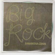 (GN681) Big Rock, Samantha Crain - 2015 DJ CD