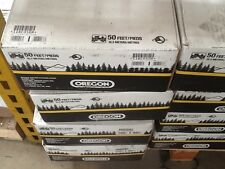 11BC050R 3/4 Pitch Oregon .122 Gauge Harvester Chain Roll 50 foot Free Shipping