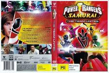 *Saban's Power Rangers Samurai - The Team Unites*   DVD