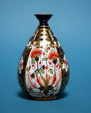 Vase Royal Crown Derby, England um 1900