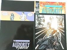 2 x Comic - Authority - Annual 2002 und Special - Sammlung - mg publishing