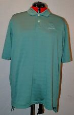 """Adidas Golf ClimaCool Mens Polo Shirt Size XL """"Fiddler's Elbow"""" Embroidered Logo"""