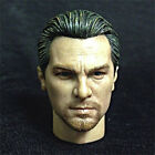 1:6 Male Head Sculpt - Style #6 - Use for All Your Custom Projects!