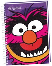 Official Muppets Animal A4 Spiral Bound Hard Back Notebook Ruled Lined