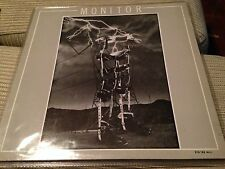 """MONITOR / MEAT PUPPETS - 12"""" LP ATA TAK GERMANY 81' - EXPERIMENTAL SYNTH"""