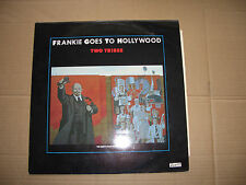 """FRANKIE GOES TO HOLLYWOOD - TWO TRIBES / WAR - 12"""" PICTURE SLEEVE SINGLE - FGTH"""