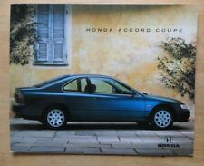 HONDA ACCORD COUPE orig 1994 UK Mkt Large Format Sales Brochure