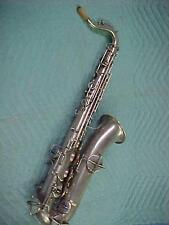 Antique YORK C-Melody Saxophone, Professionally Restored