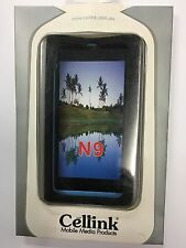 Nokia N9-00 Silicon Case - Black SCC4516BK Brand New in original packaging
