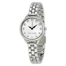 Marc Jacobs Betty White Dial Ladies Watch MJ3497