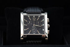 VERSACE ORIGINAL Y NUEVO reloj hombre quartz con crono swiss made