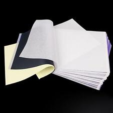 50 Sheets Tattoo Transfer Copier A4 Paper Stencil Carbon Thermal Tracing