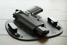 Plastic IWB belt clips for hybrid holsters (pair) Replace your metal clips!