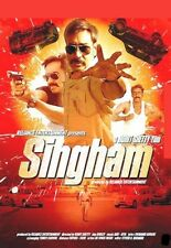Singham (2011) - Ajay Devgn, Kajal Aggarwal - bollywood hindi movie dvd