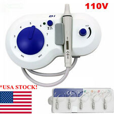 Woodpecker Style Dental Piezo Ultrasonic Scaler DTE Tip Compatible Cavitron USA
