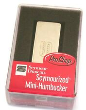 11102-35 Seymour Duncan SM-3n Nickel Seymourized Mini Neck Guitar Humbucker
