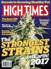 High Times PDF MaGaZiNe May 2017 medical marijuana cannabis PDF