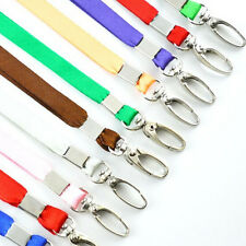 3pcs Neck Strap Lanyard Safety ID Badge Holder Metal Available Breakaway Phone R