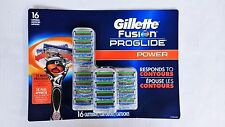 Gillette Fusion ProGlide Power Refill Pack - 16 Cartridges