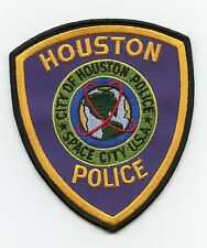 Houston Police, Texas, USA Shoulder Flash/Patch
