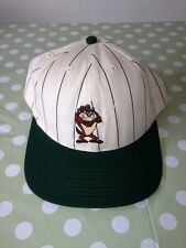 Warner Bros Studio Store Taz Tasmanian Devil Rare RETRO Baseball Cap Collectable