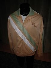 Roca Wear Track Jacket Gold Size Medium M Fresh Green Jigga Jay Z 254 Antena