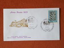 Timbro speciale Anno Santo 1975 Roma (mavat 097)