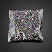1200pcs 2mm Czech Glass Seed Round Spacer beads Jewelry Making For DIY