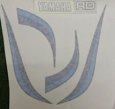 YAMAHA  RD250LC RD350LC 4LO 4L1  MODELS  PRO AM DECAL KIT