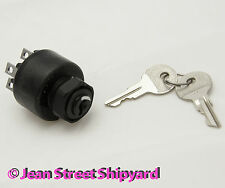 Johnson Evinrude Marine Ignition Switch With Choke Nylon Body Seachoice 11651