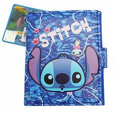 Brand New Disney Lilo & Stitch Wallet - Stitch trifold wallet #024