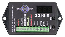Dakota Digital Universal Speed Adapter Calibrator Signal Interface SGI-5E New