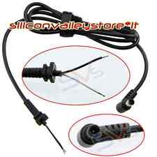 Cavo DC Power Jack Spinotto Filo Alimentatore Notebook Sony Vaio VGN-F Serie