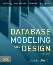 Morgan Kaufmann | Data Management Systems: Database Modeling and Design 5th Ed