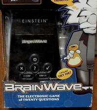 Brain Wave: The Electronic Game of Twenty Questions by Excalibur - BRAND NEW