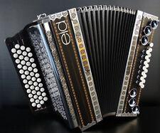 Mieten - Steirische Harmonika   EID   H3 Unit 4-reihig B-ES-AS-DES